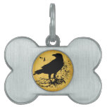 Nevermore Pet ID Tags