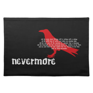 Nevermore Placemat