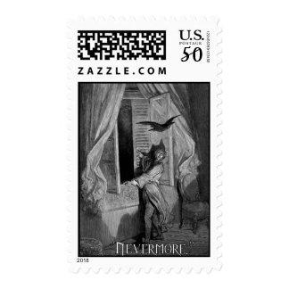 Nevermore Postage