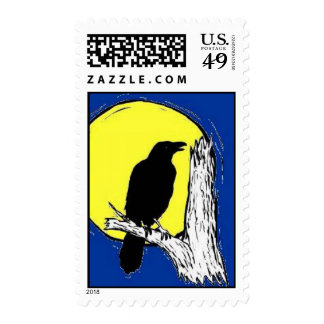 Nevermore Stamps