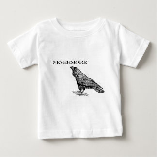 Nevermore Raven Baby T-Shirt