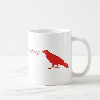 Nevermore Raven Coffee Mug