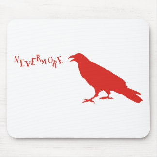 Nevermore Raven Mouse Pad