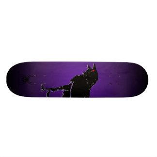 """""""Nevermore"""" Skateboard"""