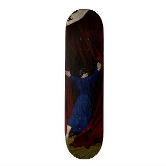Nevermore... Skateboard Deck