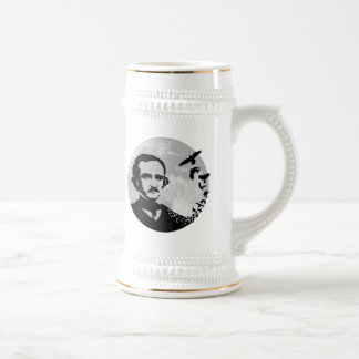 Nevermore Stein Coffee Mugs