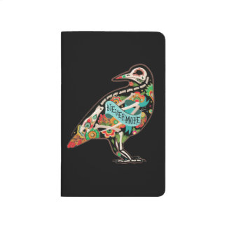 Nevermore Sugar Skull Raven Journal