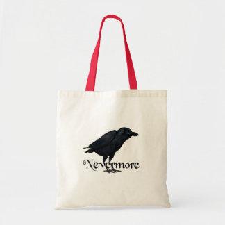 Nevermore - The Raven - E.A. Poe Tote Bag