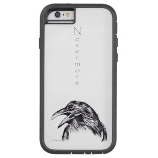 """Nevermore "" Tough Xtreme iPhone 6 Case"