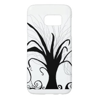 Nevermore Tree Samsung Galaxy S7 Case