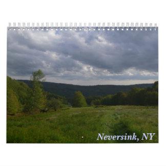 Neversink, NY Wall Calendar