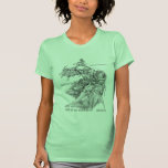 Nevichi-dragón Camiseta