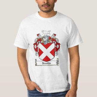 Neville Family Crest - Neville Coat of Arms T-Shirt