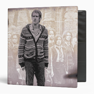 Neville Longbottom 2 3 Ring Binder
