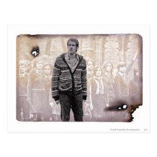 Neville Longbottom 2 Postcard