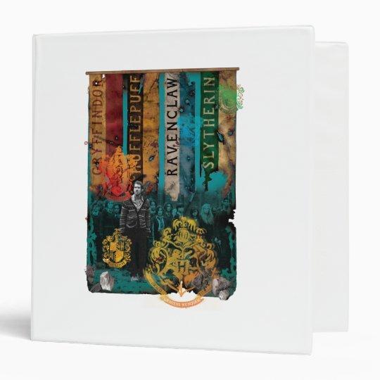 Neville Longbottom Collage 1 Binder