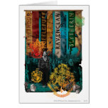 Neville Longbottom Collage 1 Greeting Card
