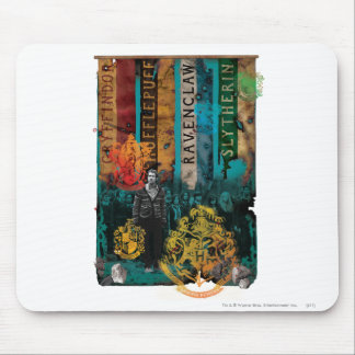 Neville Longbottom Collage 1 Mousepads