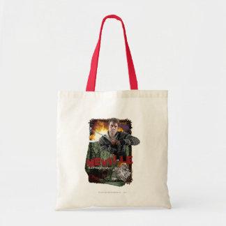 Neville Longbottom Collage 2 Budget Tote Bag