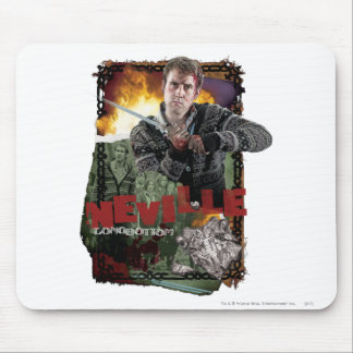 Neville Longbottom Collage 2 Mouse Pad