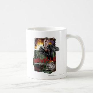 Neville Longbottom Collage 2 Coffee Mugs