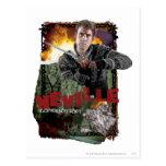 Neville Longbottom Collage 2 Postcard