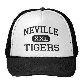 Neville - Tigers - High School - Monroe Louisiana Trucker Hat