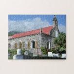 Nevis, iglesia de las Antillas Rompecabezas