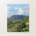 Nevis Landscape Jigsaw Puzzle