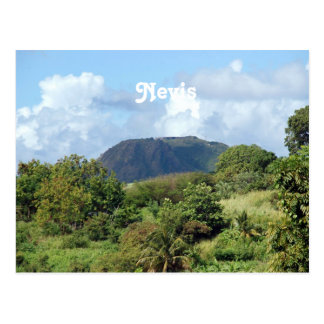 Nevis Landscape Postcard
