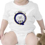 Nevoy Clan Badge Baby Bodysuits