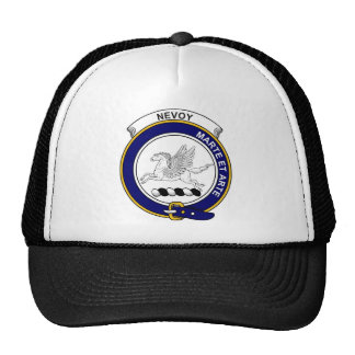 Nevoy Clan Badge Trucker Hat