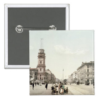 Nevsky Prospekt, St. Petersburg Button