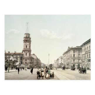 Nevsky Prospekt, St Petersburg Tarjetas Postales