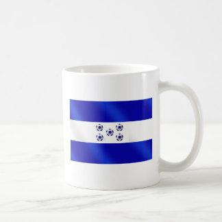 New 2010 soccer flag of Honduras gifts Mugs