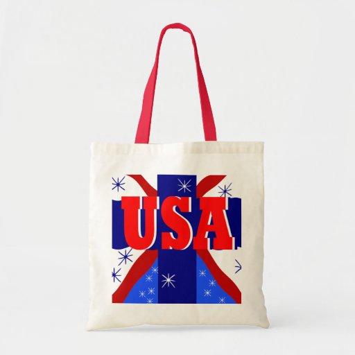 New 2012 USA Back to School Book Bag Gift