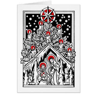 New! 2013 Matthew Alderman Studios Christmas Card