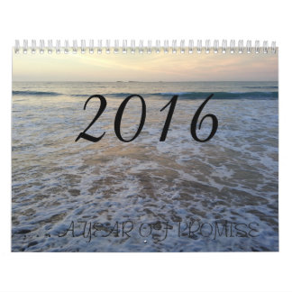 {NEW} 2016 - SUNSET - CALENDAR