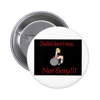 new 2 inch round button