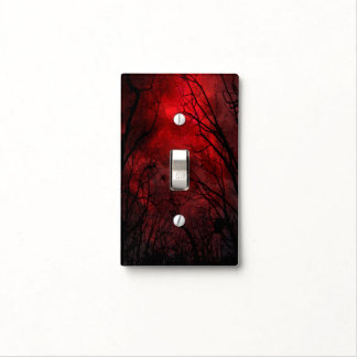 New 2 Single Toggle Light Switch Cover
