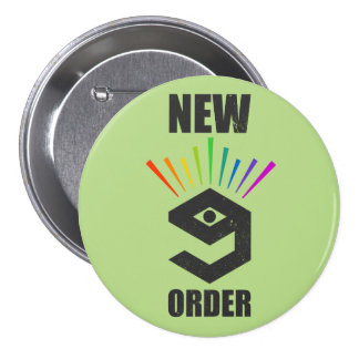 New 9gag order - no banana for scale 3 inch round button