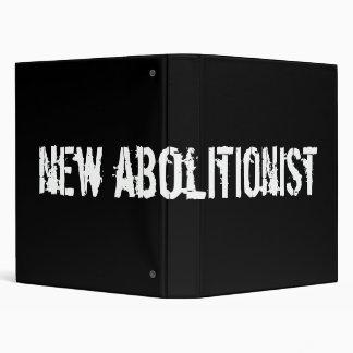 new abolitionist binder
