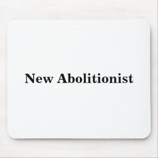 New Abolitionist Mouse Pad