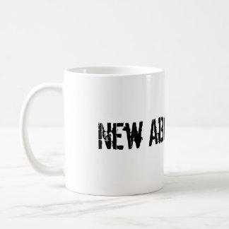New Abolitionist Coffee Mug