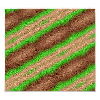 New abstract pattern photographic print