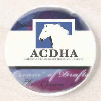 New ACDHA logo coaster