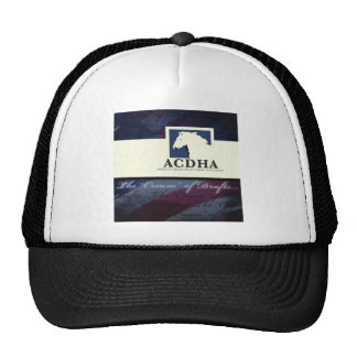 New ACDHA logo Trucker Hats