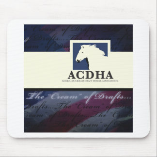 New ACDHA logo Mouse Pad