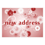 new address announcement