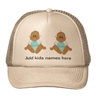 New African American Baby Gifts & Invites Trucker Hat